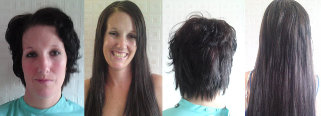 Latest Gold Coast Hair Extension Styles