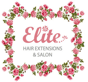 Elite Hair Extensions gold coast logo